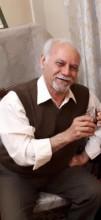 رفیق محسن رشیدی